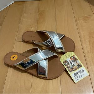 NWT girl's sandals